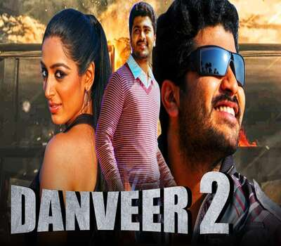 Danveer 2 (2020) Hindi Dubbed 720p HDRip 850mb