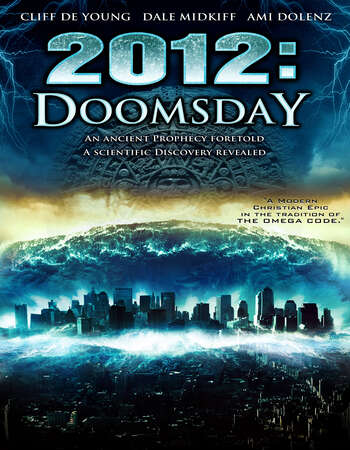 2012 Doomsday 2008 Hindi Dual Audio 720p BluRay ESubs