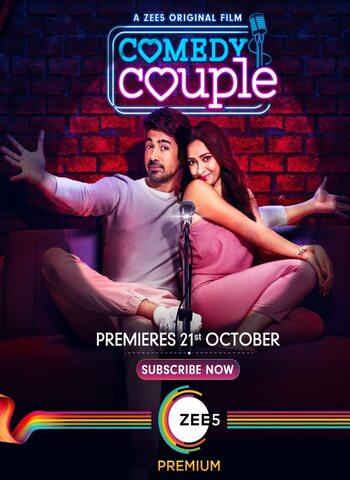 Comedy Couple 2020 Zee5 Hindi 480p HDRip x264 400MB ESubs
