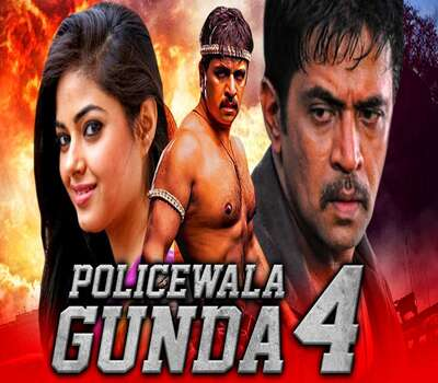 Policewala Gunda 4 (2020) Hindi Dubbed 720p HDRip 1GB