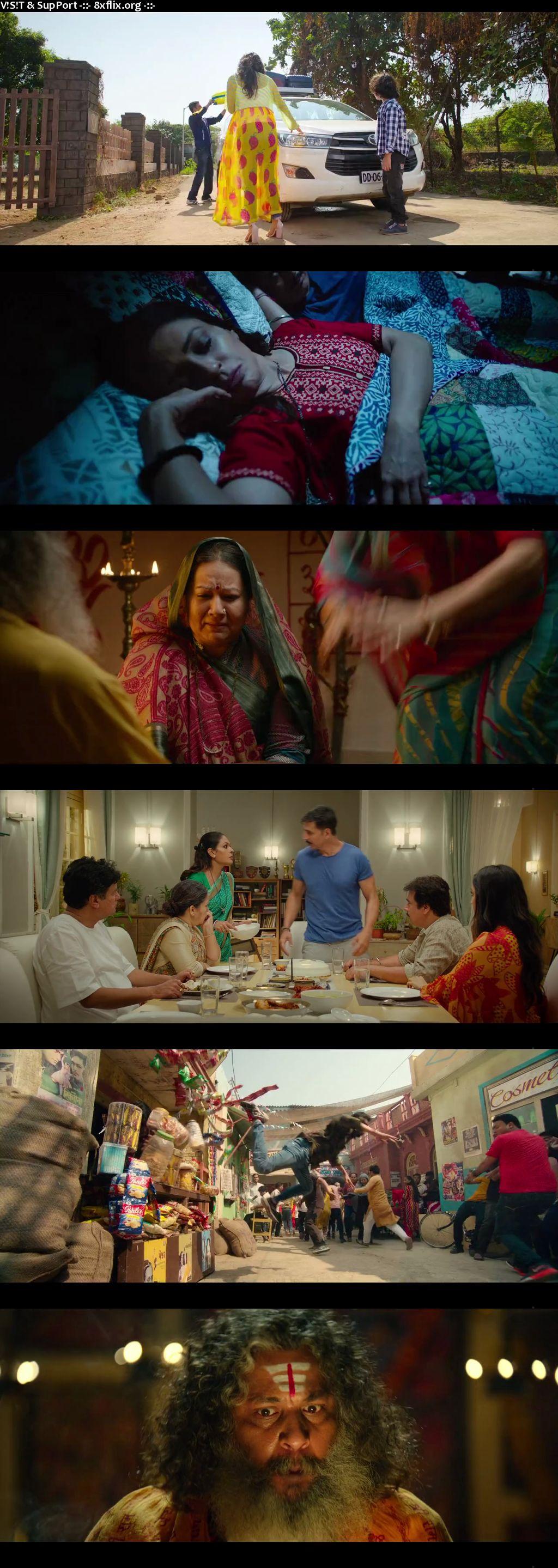 Laxmii 2020 Full Hindi Movie Download 720p 480p Web-DL HD