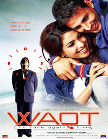 Waqt The Race Against Time 2005 Hindi 720p HDRip ESubs