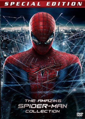 The Amazing Spider-man Collection (2012-2014) All Movies Dual Audio Hindi Full Movie Download