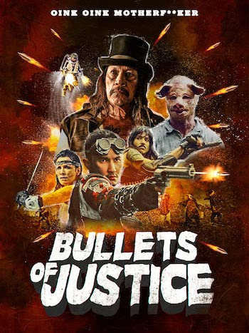 Bullets of Justice 2019 Dual Audio Hindi Movie Download