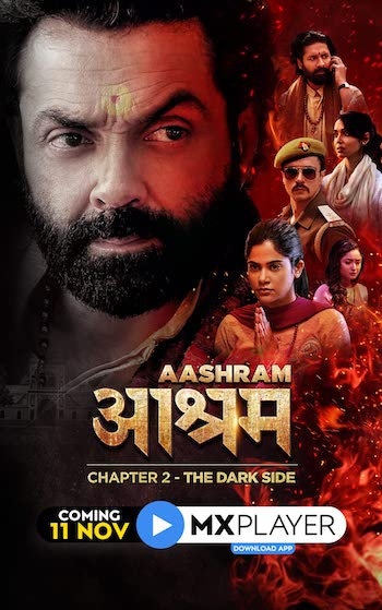 Aashram S02 Dual Audio Hindi 720p 480p WEB-DL 3.2GB