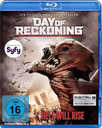 Day Of Reckoning 2016 UNCUT Dual Audio Hindi 720p BluRay 750mb