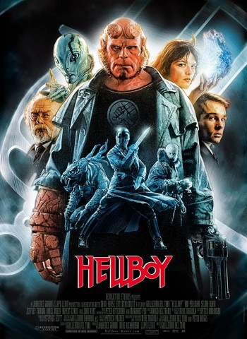 Hellboy 2004 Dual Audio Hindi English BRRip 720p 480p Movie Download
