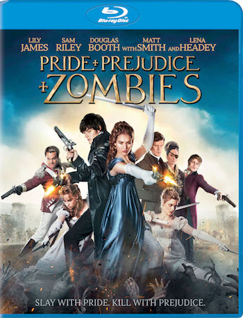 Pride and Prejudice and Zombies 2016 Dual Audio Hindi Bluray Movie Download