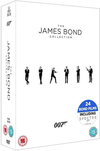 James Bond 007 Collection (1985-2015) All Movies Dual Audio Hindi Full Movie Download