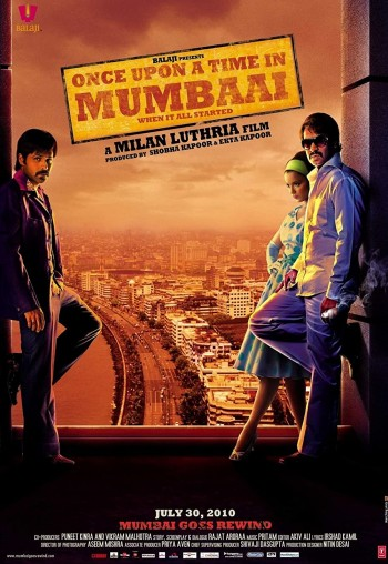 Once Upon A Time In Mumbai 2010 Hindi Full Movie Download