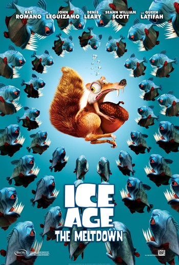 Ice Age – The Meltdown 2006 Dual Audio Hindi English BRRip 720p 480p Movie Download