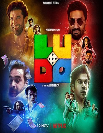 Ludo 2020 Hindi 720p WEB-DL 1.1GB