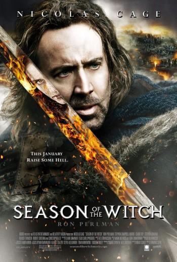 Season Of The Witch 2011 Dual Audio Hindi English BRRip 720p 480p Movie Download