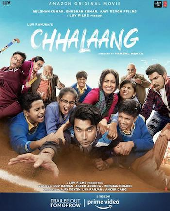Chhalaang 2020 Hindi Full Movie Download