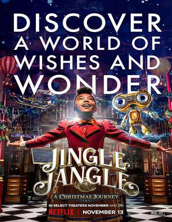 Jingle Jangle A Christmas Journey 2020 Hindi Dual Audio Web-DL Full Movie 720p HEVC Download
