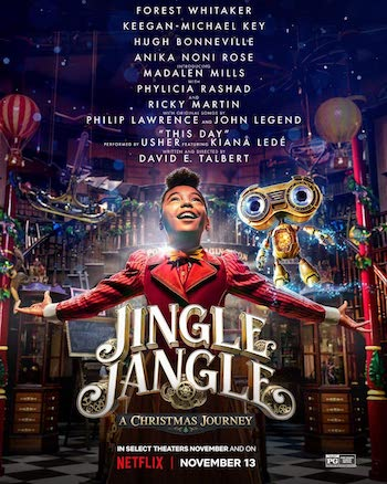 Jingle Jangle A Christmas Journey 2020 Dual Audio Hindi 480p WEBRip 350MB