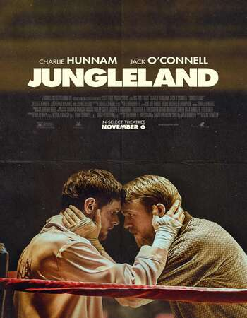 Jungleland 2020 English 720p Web-DL 750MB ESubs