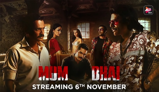 Mum Bhai S01 Hindi 720p WEB-DL 2.4GB