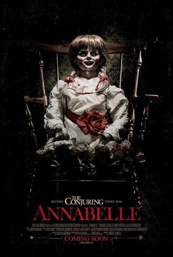 Annabelle 2014 Dual Audio Hindi English BRRip 720p 480p Movie Download