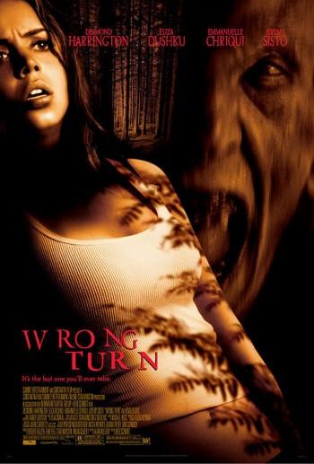 Wrong Turn 2003 Dual Audio Hindi English BRRip 720p 480p Movie Download