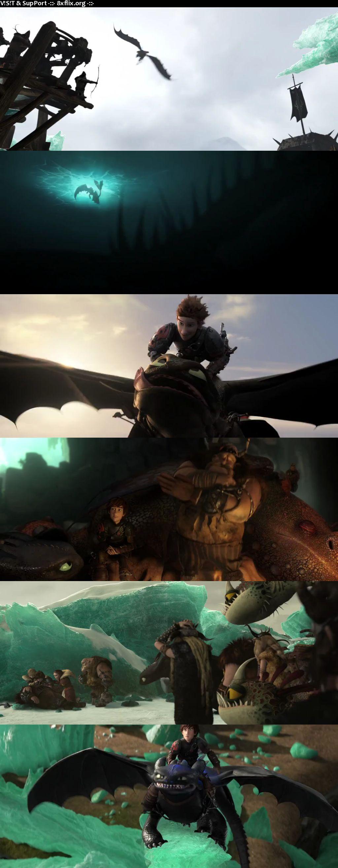 How To Train Your Dragon 2 2014 Hindi English Dual Audio 720p 480p BluRay