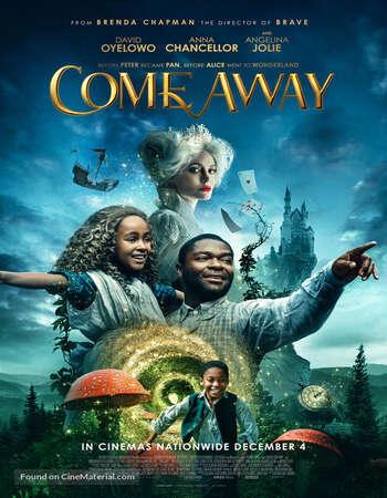 Come Away 2020 English 720p Web-DL 800MB ESubs