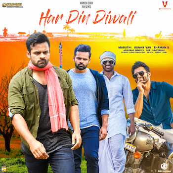 Har Din Diwali 2020 Hindi Dubbed 480p HDRip 350mb