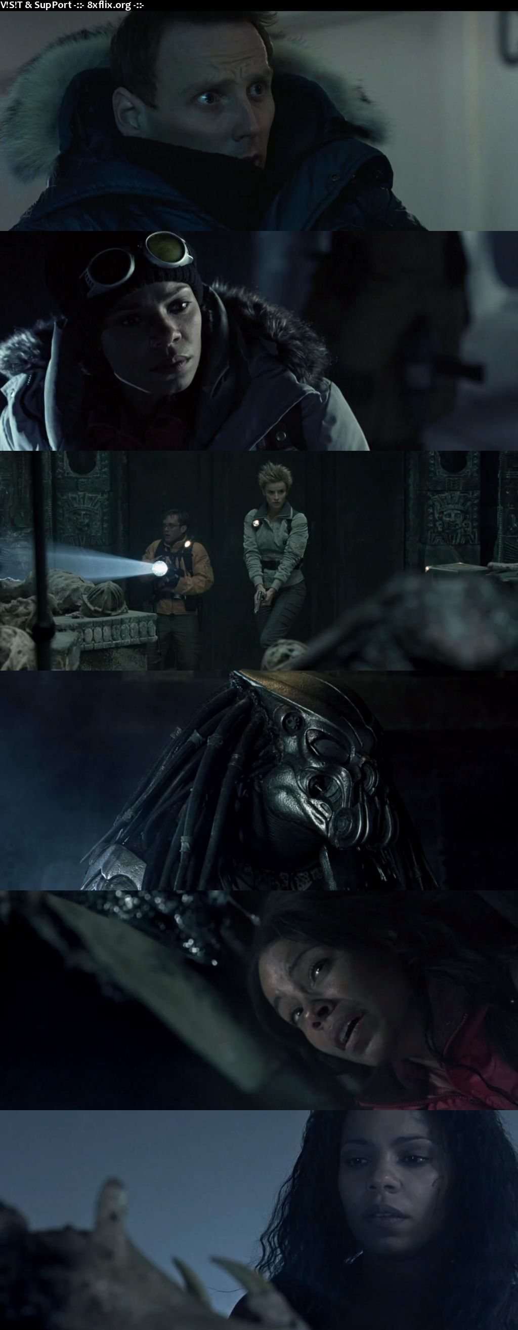 Alien Vs Predator 2004 Hindi English Dual Audio 720p 480p BluRay