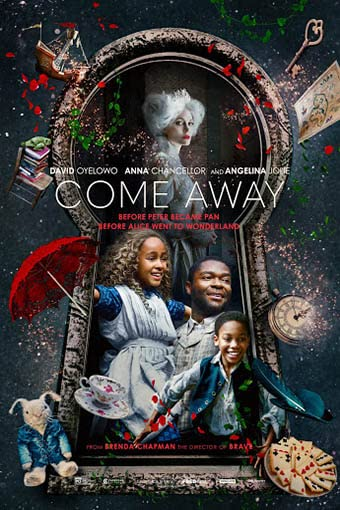 Come Away 2020 English 720p WEB-DL 750MB ESubs