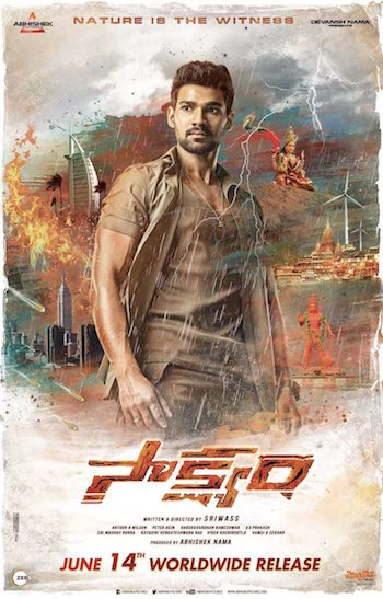 Saakshyam 2018 UNCUT Dual Audio Hindi 480p HDRip 450MB