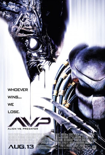 Alien Vs Predator 2004 Dual Audio Hindi English BRRip 720p 480p Movie Download