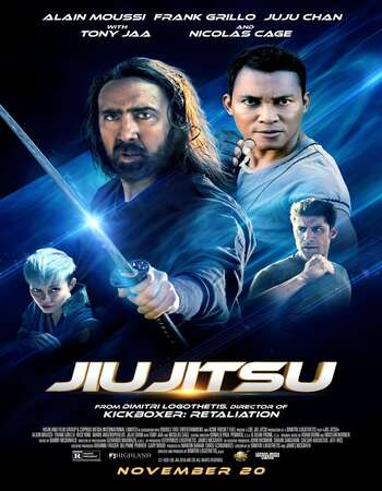 Jiu Jitsu 2020 English 720p Web-DL 850MB ESubs