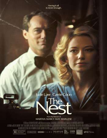 The Nest 2020 English 720p Web-DL 900MB ESubs