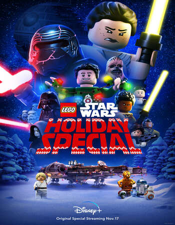 The Lego Star Wars Holiday Special 2020 English 720p Web-DL 400MB ESubs