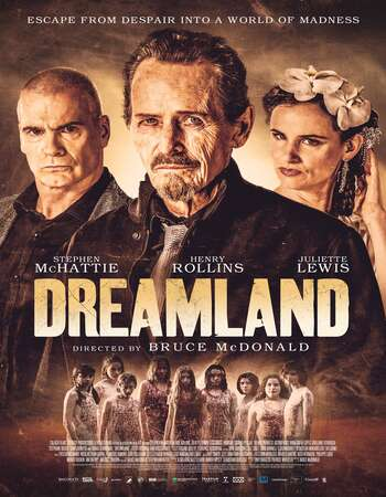 Dreamland 2020 English 720p Web-DL 850MB ESubs