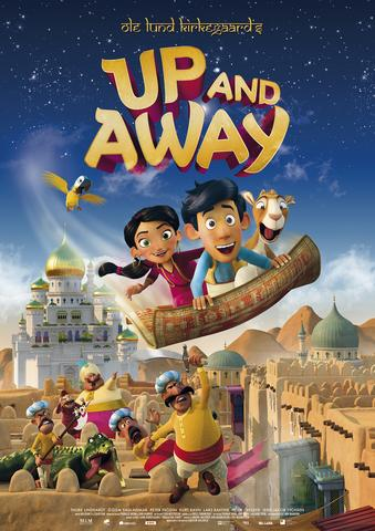 Up And Away 2018 Dual Audio Hindi 480p WEB-DL x264 300MB ESubs