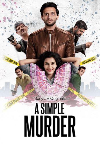 A Simple Murder 2020 Hindi Season 01 Complete 720p HDRip x264
