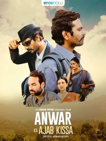 Anwar Ka Ajab Kissa 2020 Full Hindi Movie 720p HEVC HDRip Download