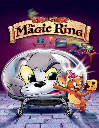Tom and Jerry The Magic Ring 2001 Hindi Dual Audio 720p Web-DL ESubs