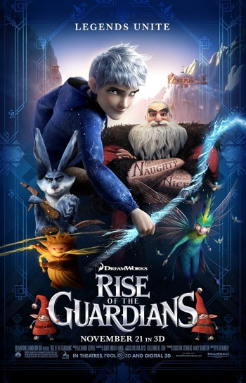 Rise of the Guardians 2012 Dual Audio Hindi English BRRip 720p 480p Movie Download