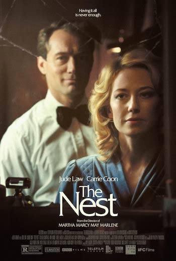 The Nest 2020 English 480p WEB-DL 300MB ESubs