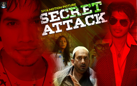 Secret Attack 2020 Hindi 480p HDRip 300mb