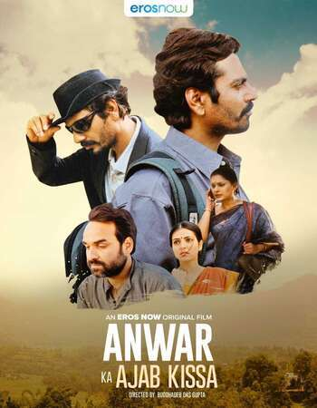 Anwar Ka Ajab Kissa 2020 Hindi 720p WEB-DL 950mb