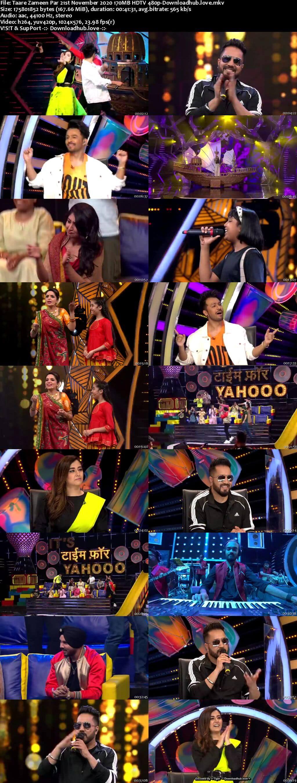 Taare Zameen Par 21st November 2020 170MB HDTV 480p