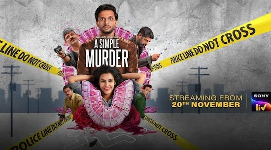A Simple Murder 2020 Hindi S01 Complete 720p HDRip 1.2GB