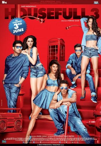 Housefull 3 2016 Hindi Full Movie Download