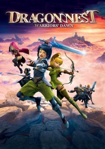 Dragon Nest Warrior's Dawn 2014 Dual Audio Hindi 480p BluRay x264 300MB ESubs