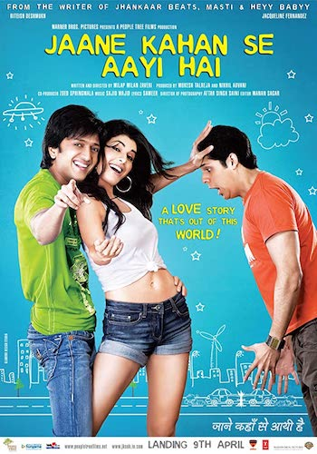 Jaane Kahan Se Aayi Hai 2010 Hindi 720p DTHRip 850MB Download