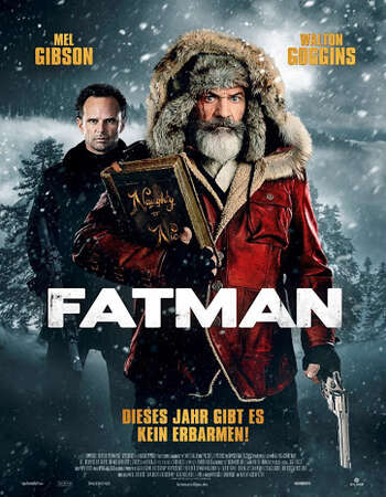 Fatman 2020 English 720p Web-DL 800MB ESubs