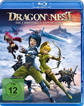 Dragon Nest – Warriors Dawn 2014 Dual Audio Hindi 480p BluRay 280mb